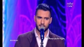 عرب ايدول العروض المباشرة 1 يعقوب شاهين من بيت لحم فلسطين لهجر قصرك Arab Idol 2016