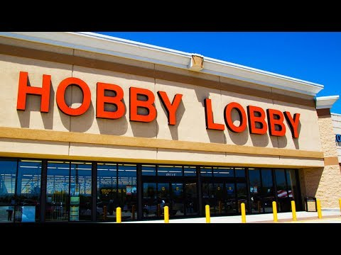 Hobby Lobby Caught Smuggling