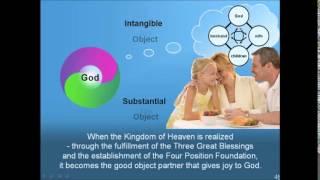 Purpose of Life, Rev. Sun Myung Moon