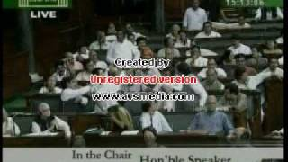 BJP Protest against Asaduddin Owaisi's Speech on PM's Foreign Tour