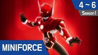 Miniforce Season 1 Ep 4~6
