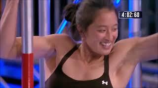 Andrea Hah - Journey to Australian Ninja Warrior