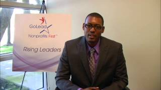 James Green on the Value of Nonprofits First Rising Leaders