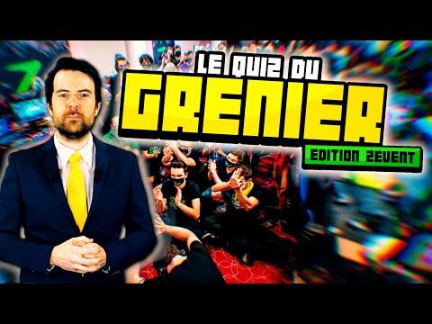 Le Quiz du Grenier Edition ZEVENT