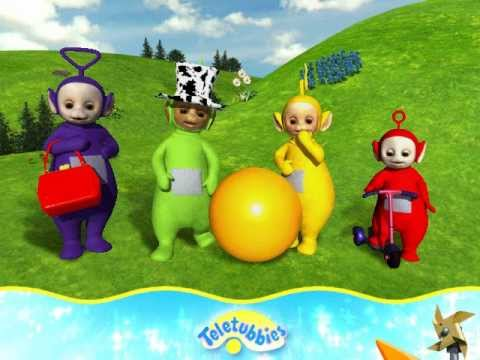 Let s Play Teletubbies 2 Favorite Games Part 2