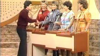 Family Feud 80's style - The Reid Sisters