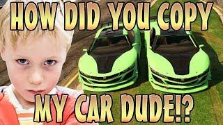 CAR CLONE MOD TROLLING ONLINE! (GTA 5 Mods)