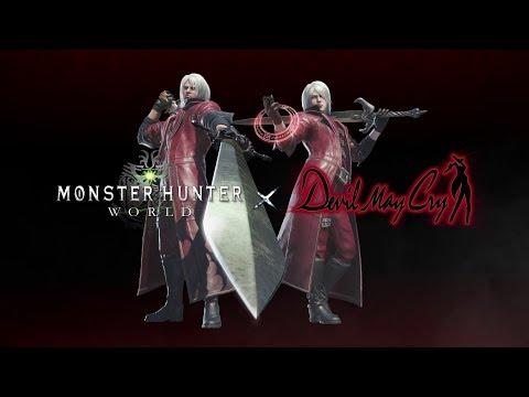 Xxx Mp4 Monster Hunter World Devil May Cry Collaboration 3gp Sex