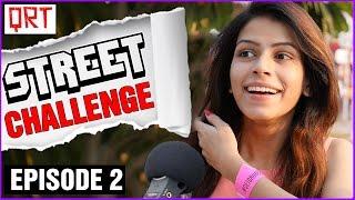 CRAZY MATHS Quiz | Are you SMART Enough ? | QRT Street Challenge Ep - 2