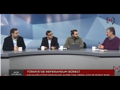 Açık Oturum (74): Alper Taş, Kemal Can & Murat Sarı