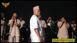 Video: AYUBA Live at the 2016 ITUNU AWE GROOVE at King Size Place Lagos.