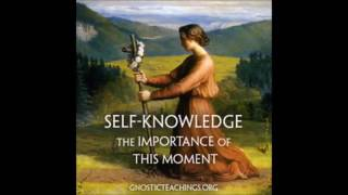 Self knowledge 01 The Importance of This Moment Gnostic Audio Lecture