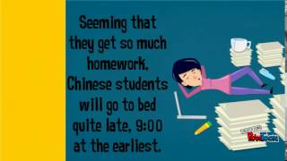 Comparing Chinese and Australian School Life