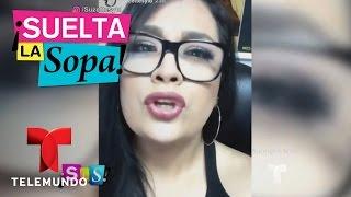 Hermana de Selena explota en contra de Maria Celeste Arrarás | Suelta La Sopa | Entretenimiento