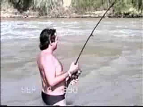 Pescaria de dourado Rio Ápa