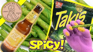 Takis Habanero & Cucumber Tortilla Chips Review