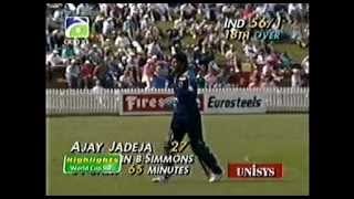 **Rare** India vs West Indies World Cup 1992 HQ Extended Highlights