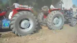Tractor mukabla messy 385 vs 375