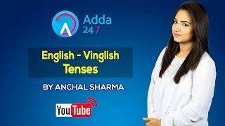 English - Vinglish : Tenses