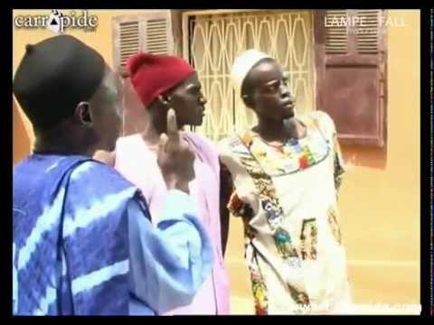 CagGante INTEGRALE Théâtre Sénégalais Comedie