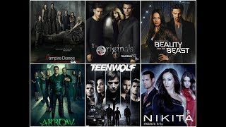 Top 5 best supernatural tv shows