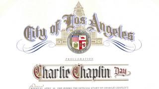 Charlie Chaplin Day - April 16th