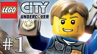 LEGO CITY UNDERCOVER FR #1 (PS4 - 2017)
