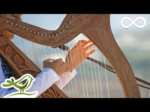 Relaxing Harp Music Sleep Music Meditation Music Spa Music Study Music Instrumental Music ★49