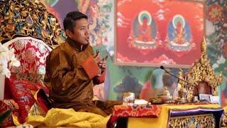 2016 H.H. Kyabje Trijang Chocktrul Rinpoche  -  Albagnano