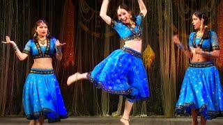 CHIKNI CHAMELI, Indian Dance Group Mayuri, Petrozavodsk