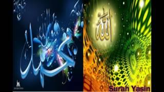 Surah Yaseen By Qari Syed Sadaqat Ali
