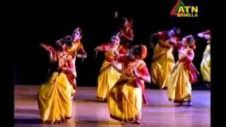 BAFA DANCE  Protidin Dekhi Surjer Agey. Sadinota Dibosh 2014