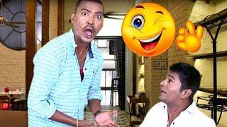 Lafdaa Honar Aahe | लफडा होणार आहे - Funny Man | Marathi Latest Comedy Jokes