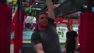 Conor Daly American Ninja Warrior Training