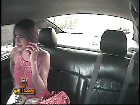 ¡Qué Locura El Taxi Loco con Mayra Africano