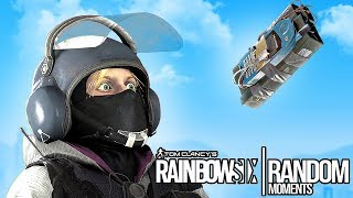 Rainbow Six Siege - Random Moments: #12 (Pre-Fire,Casual Trolling)