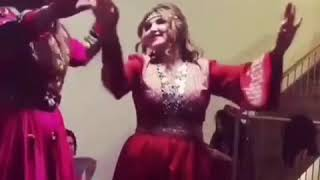 Best Afghan home dance-رقص دختر افغانی در عروسی