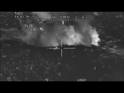 18 Warning Graphic 2 Apache Helicopters Engage over 20 Taliban fighters NEW