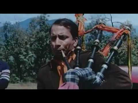 Bollywood  song in pahadi style with pahadi musical  instrument _ deepak dobriyal_ comedy