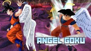 Angel Goku vs Vegeta vs Black   Dragon Ball Z Tenkaichi 3 (MOD)