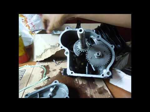 Motor estacionário desmontagem retifica e montagem parte 3
