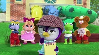 Muppet Babies ❤ Summer Penguin P.I. ❤ You Ought to Be in Pictures (Best Scenes)