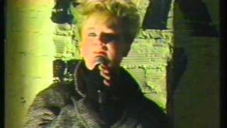 Anne Clark - Our Darkness. 1984 HQ
