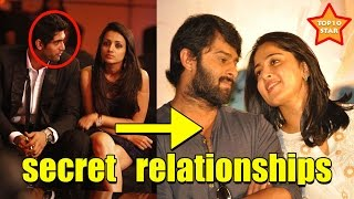 8 secret relationships of south Indian stars that shocked the world