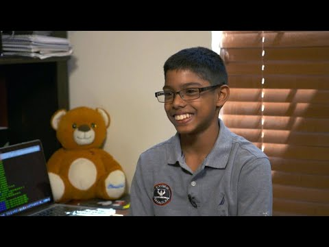 Xxx Mp4 Meet A 12 Year Old Hacker And Cyber Security Expert 3gp Sex