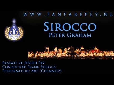 Sirocco - Peter Graham - Fanfare st. Joseph Pey