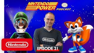 Fall Game Frenzy: Luigi's Mansion 3 & More! | Nintendo Power Podcast