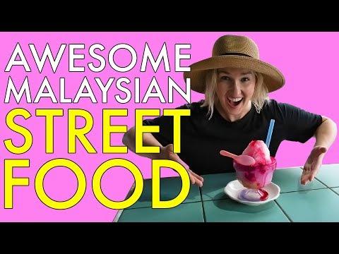 AWESOME Malaysian Street Food