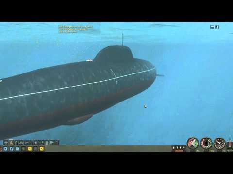 моды для подводной лодки