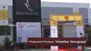 Rena Event Hub - Best Wedding and Exhibition Hall,Kochi hosts India International Travel Mart (IITM)